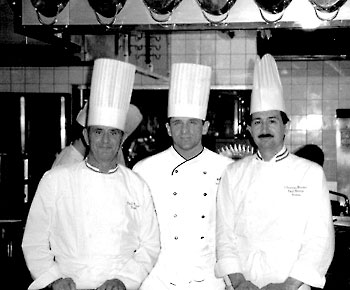 With Paul Bocuse in Lyon France